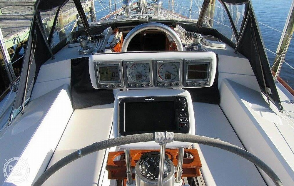 1988 CAL boat for sale, model of the boat is 39 Wing Keel & Image # 10 of 40
