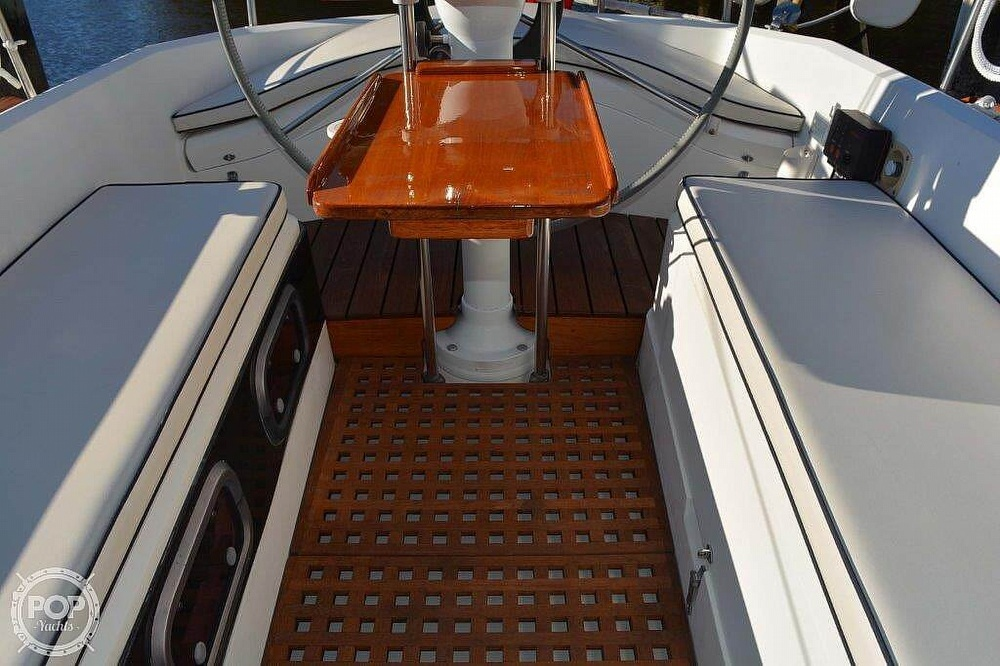 1988 CAL boat for sale, model of the boat is 39 Wing Keel & Image # 14 of 40