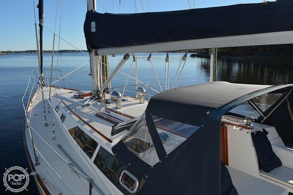 1988 CAL boat for sale, model of the boat is 39 Wing Keel & Image # 15 of 40