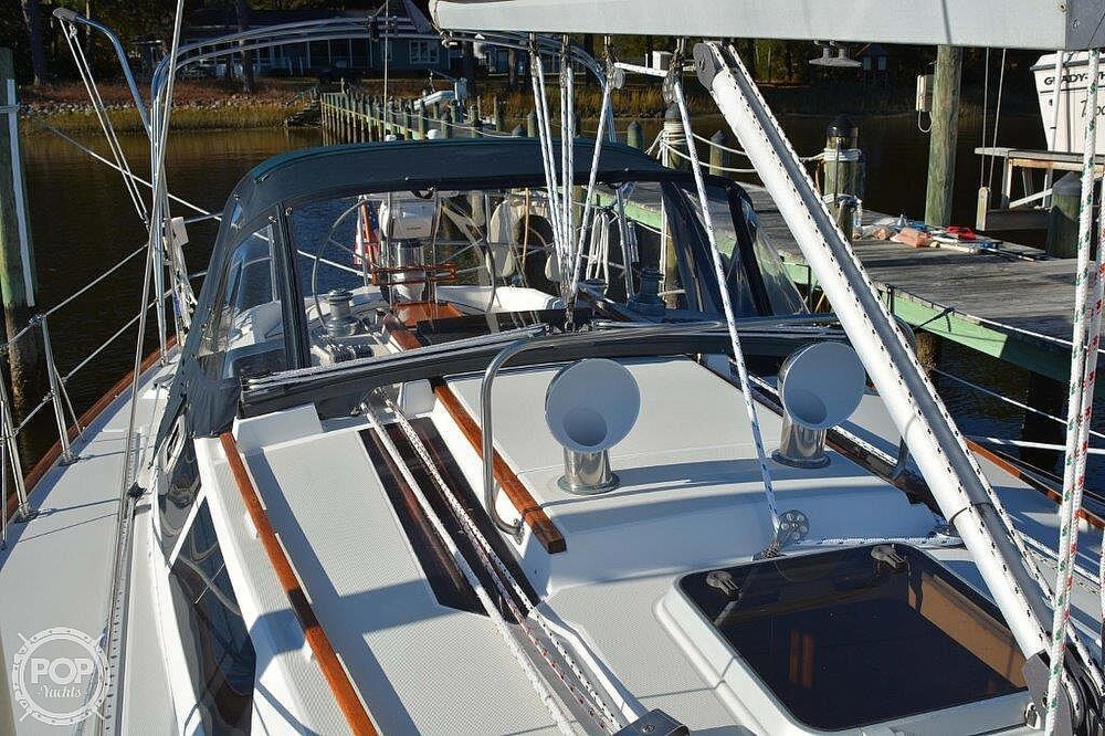 1988 CAL boat for sale, model of the boat is 39 Wing Keel & Image # 16 of 40