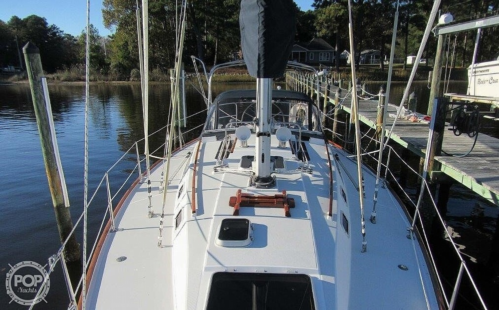 1988 CAL boat for sale, model of the boat is 39 Wing Keel & Image # 17 of 40