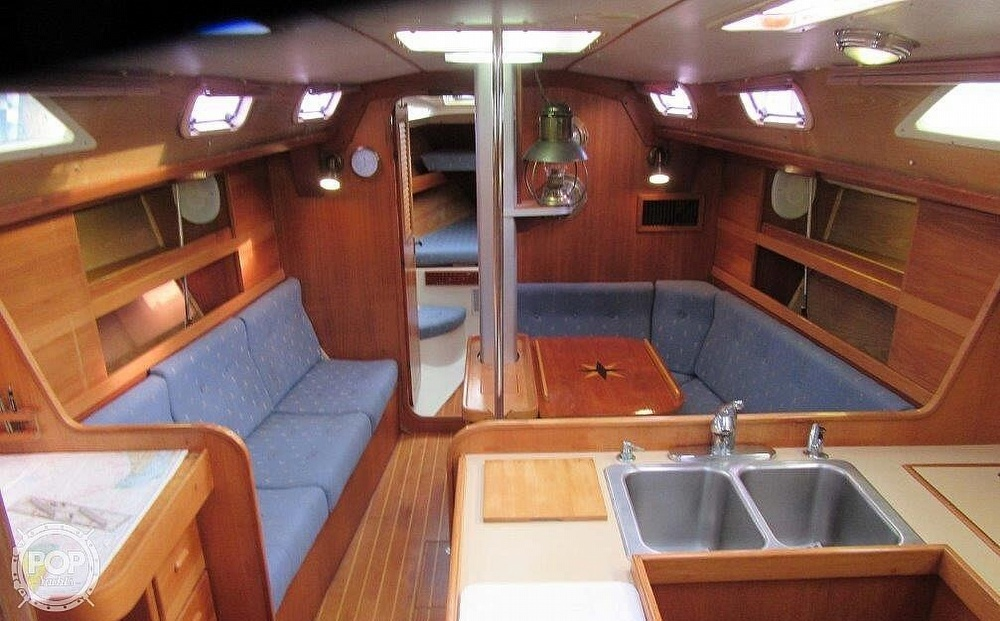 1988 CAL boat for sale, model of the boat is 39 Wing Keel & Image # 19 of 40