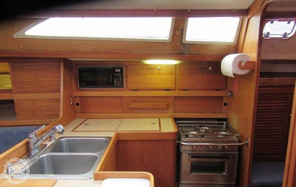 1988 CAL boat for sale, model of the boat is 39 Wing Keel & Image # 20 of 40