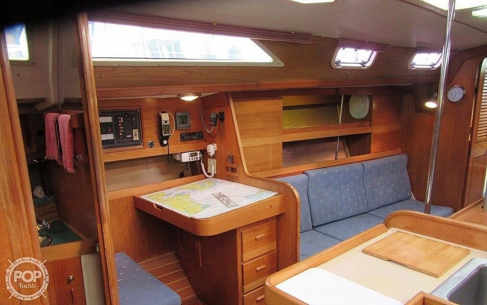 1988 CAL boat for sale, model of the boat is 39 Wing Keel & Image # 21 of 40