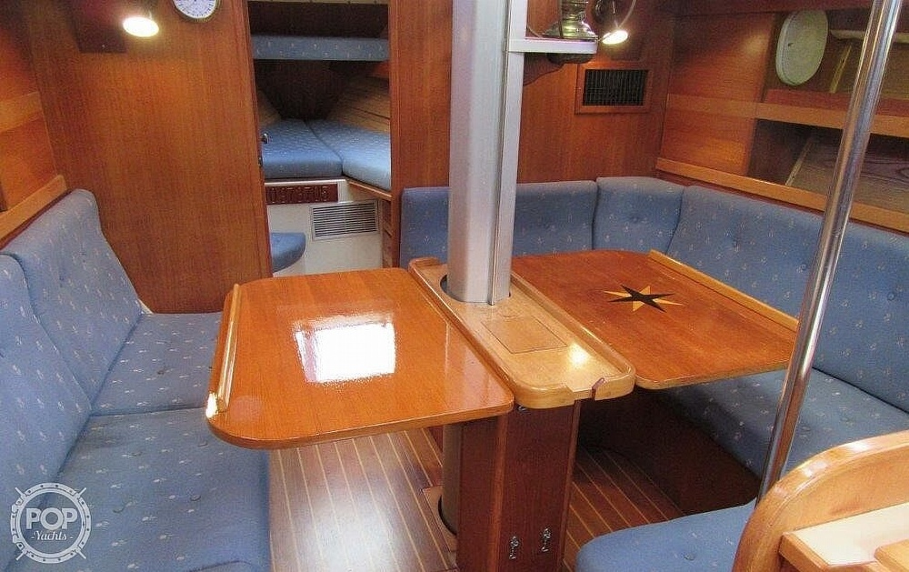 1988 CAL boat for sale, model of the boat is 39 Wing Keel & Image # 23 of 40