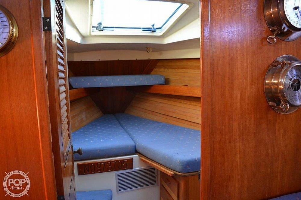 1988 CAL boat for sale, model of the boat is 39 Wing Keel & Image # 25 of 40