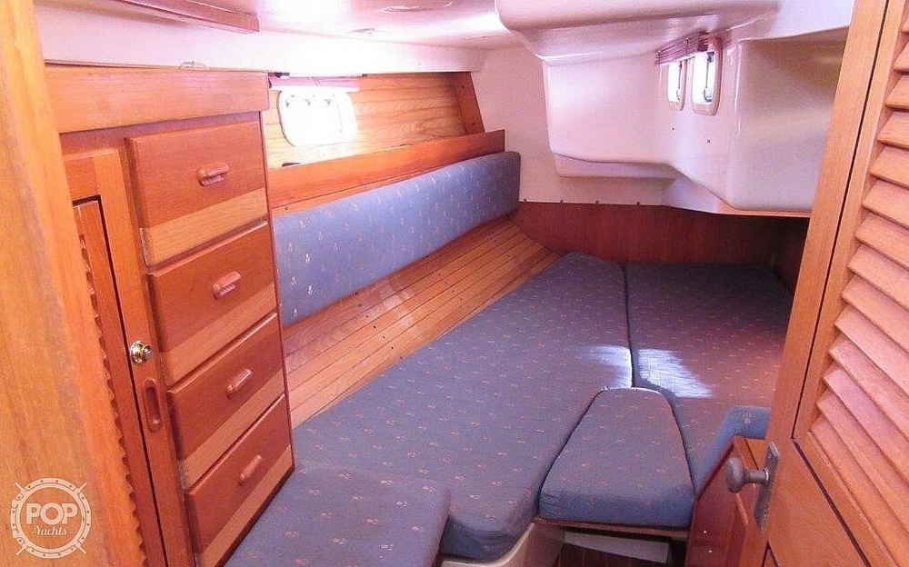 1988 CAL boat for sale, model of the boat is 39 Wing Keel & Image # 26 of 40