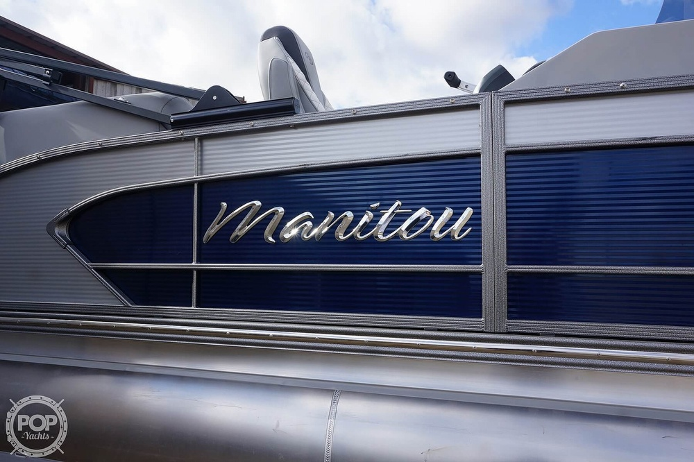 2020 Manitou boat for sale, model of the boat is 25 Legacy RF SHP & Image # 23 of 40