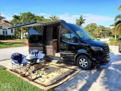 2021 Airstream Interstate Tommy Bahama Relax Edition