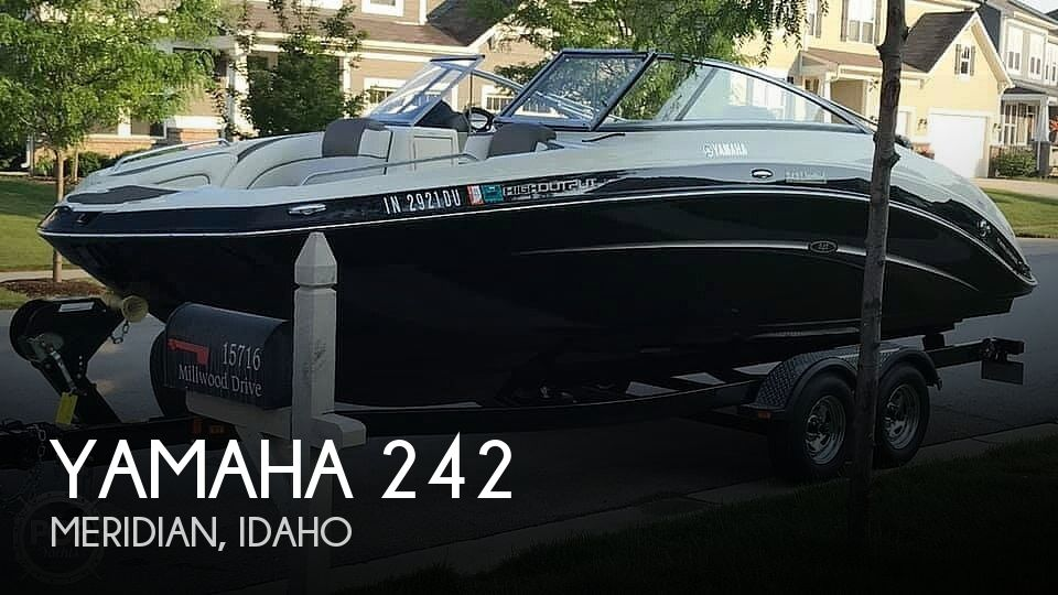 Used Boats For Sale in Boise, Idaho by owner | 2014 Yamaha 242
