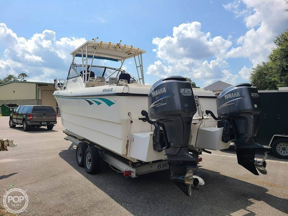 2001 Kevlacat boat for sale, model of the boat is 2800 & Image # 10 of 40