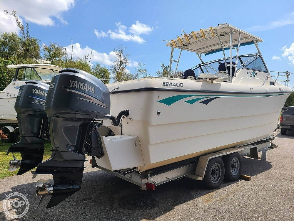 2001 Kevlacat boat for sale, model of the boat is 2800 & Image # 9 of 40