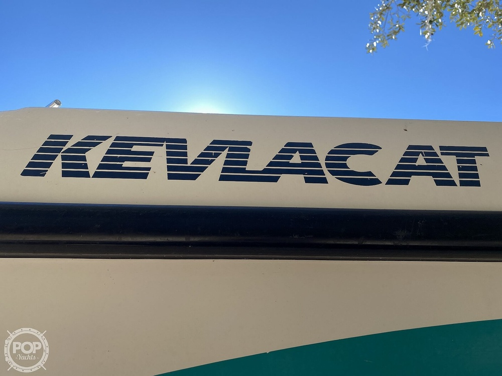 2001 Kevlacat boat for sale, model of the boat is 2800 & Image # 2 of 40