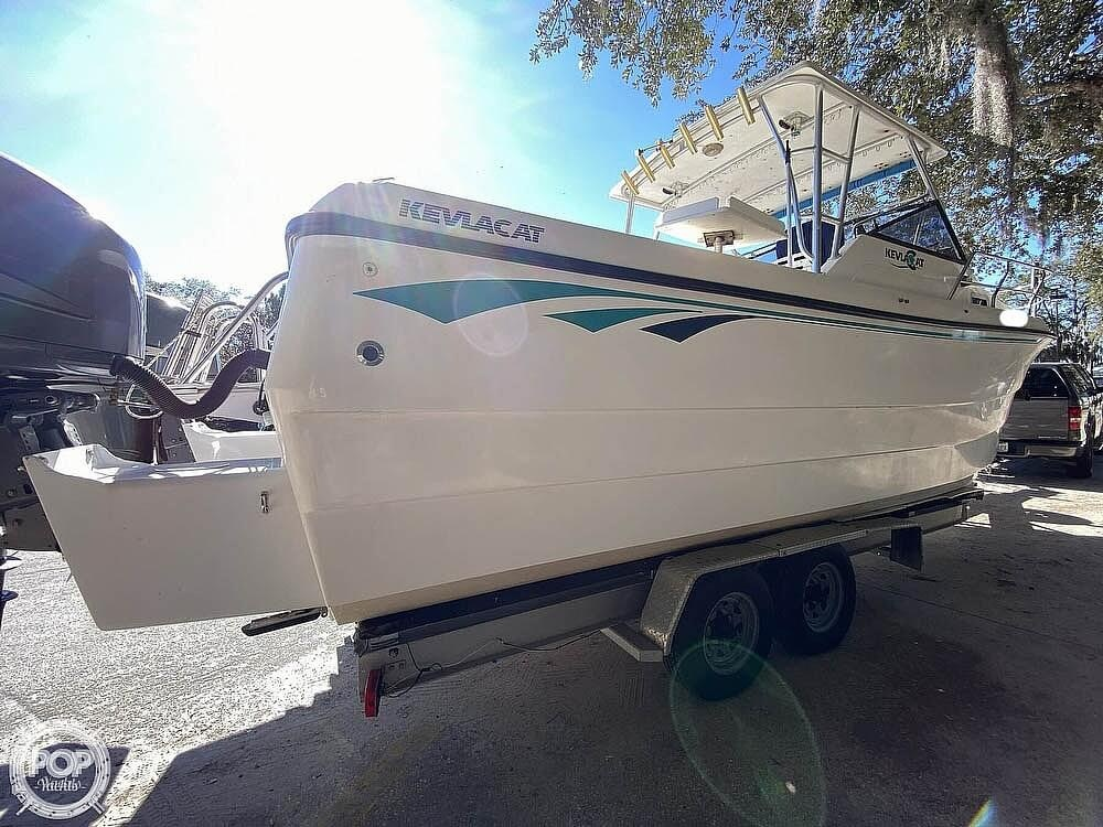 2001 Kevlacat boat for sale, model of the boat is 2800 & Image # 3 of 40