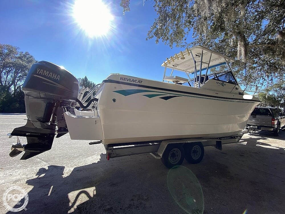 2001 Kevlacat boat for sale, model of the boat is 2800 & Image # 5 of 40