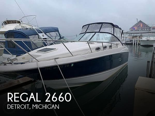 Used Regal 26 Boats For Sale by owner | 2001 Regal Commodore 2660