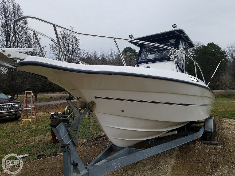 2001 Seasport boat for sale, model of the boat is 2540 & Image # 2 of 40