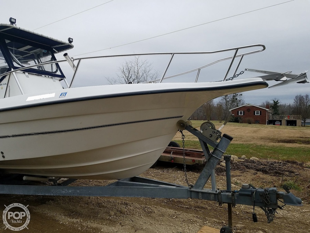 2001 Seasport boat for sale, model of the boat is 2540 & Image # 14 of 40