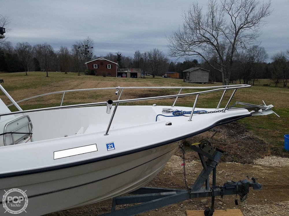 2001 Seasport boat for sale, model of the boat is 2540 & Image # 27 of 40