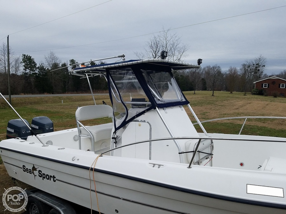 2001 Seasport boat for sale, model of the boat is 2540 & Image # 28 of 40