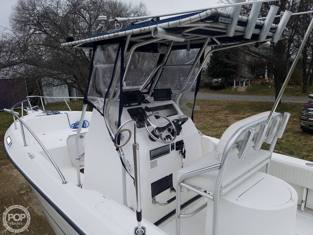 2001 Seasport boat for sale, model of the boat is 2540 & Image # 35 of 40