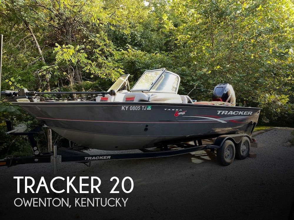 Used Tracker Boats For Sale in Cincinnati, Ohio by owner | 2016 Tracker Targa v20-wt
