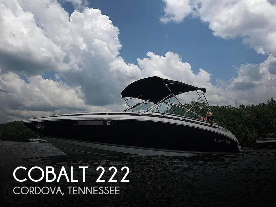 2010 Cobalt boat for sale, model of the boat is 222 & Image # 1 of 10