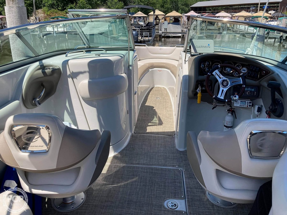 2016 Crownline boat for sale, model of the boat is 275 SS & Image # 7 of 14