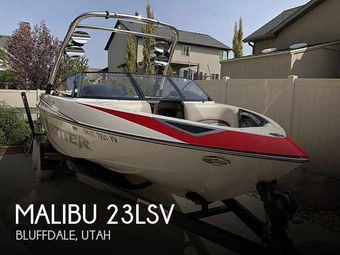 Used Power boats For Sale in Salt Lake City, Utah by owner | 2010 Malibu 23LSV