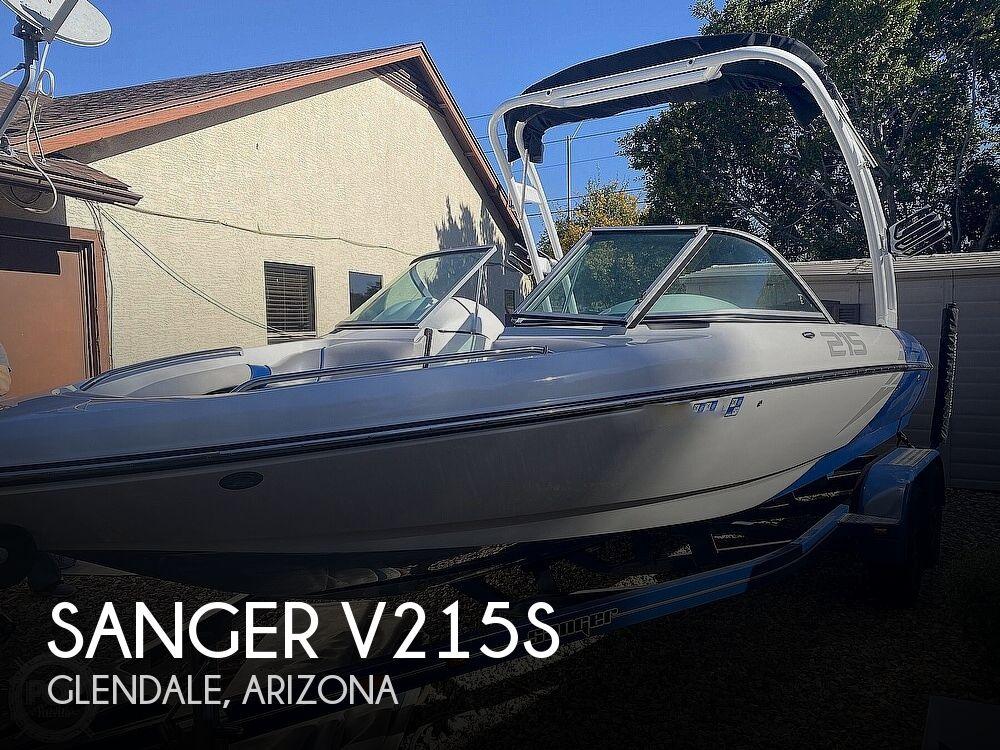 2016 SANGER V215S for sale