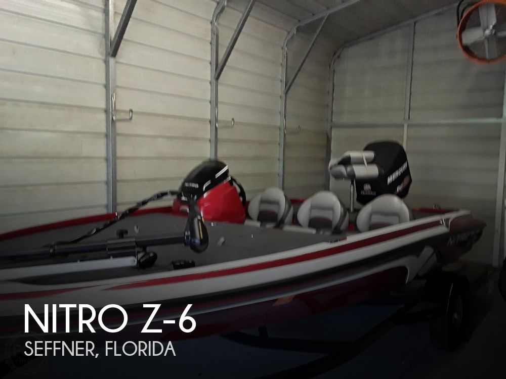 Used NITRO Boats For Sale in Florida by owner | 2014 Nitro Z-6