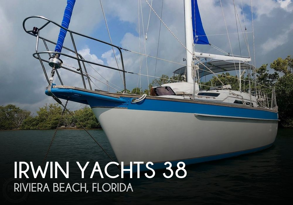 Used Irwin Boats For Sale by owner | 1989 Irwin Yachts 38' Center Cockpit