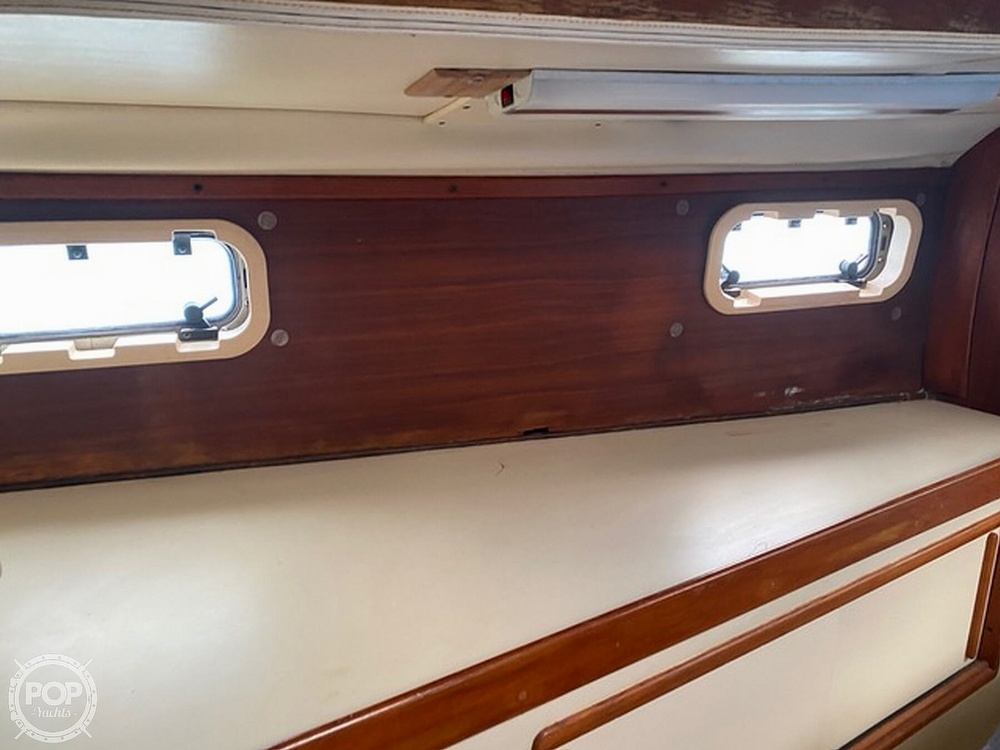 1989 Irwin boat for sale, model of the boat is 38 Mark II & Image # 10 of 40