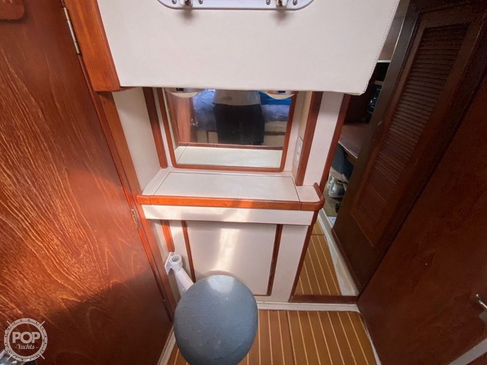 1989 Irwin boat for sale, model of the boat is 38 Mark II & Image # 15 of 40