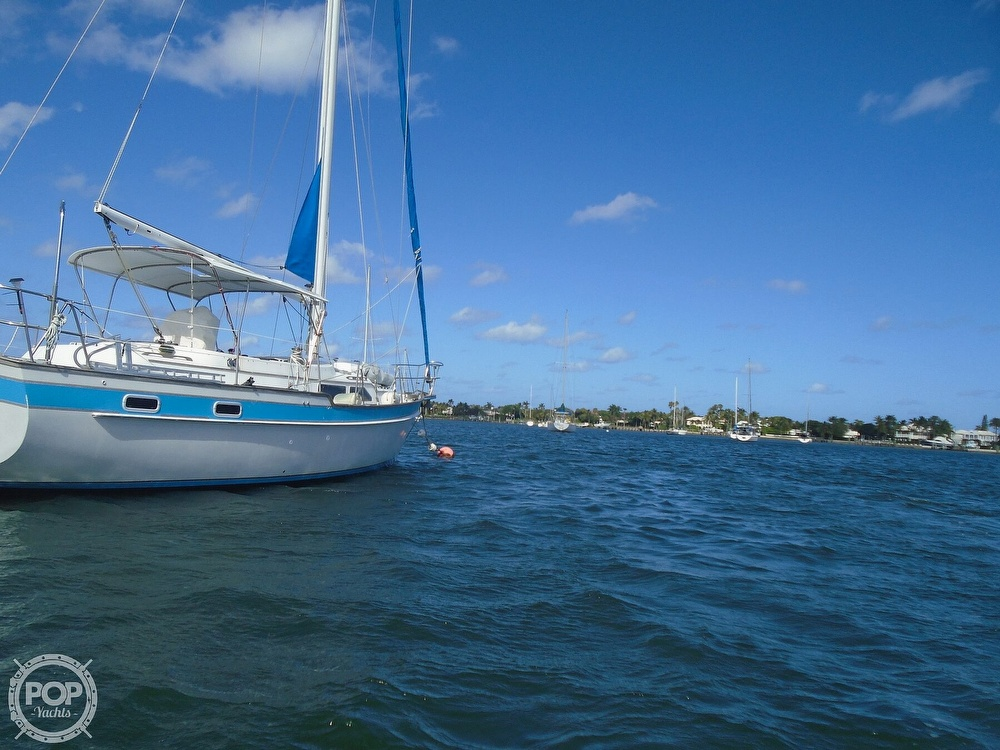 1989 Irwin boat for sale, model of the boat is 38 Mark II & Image # 17 of 40