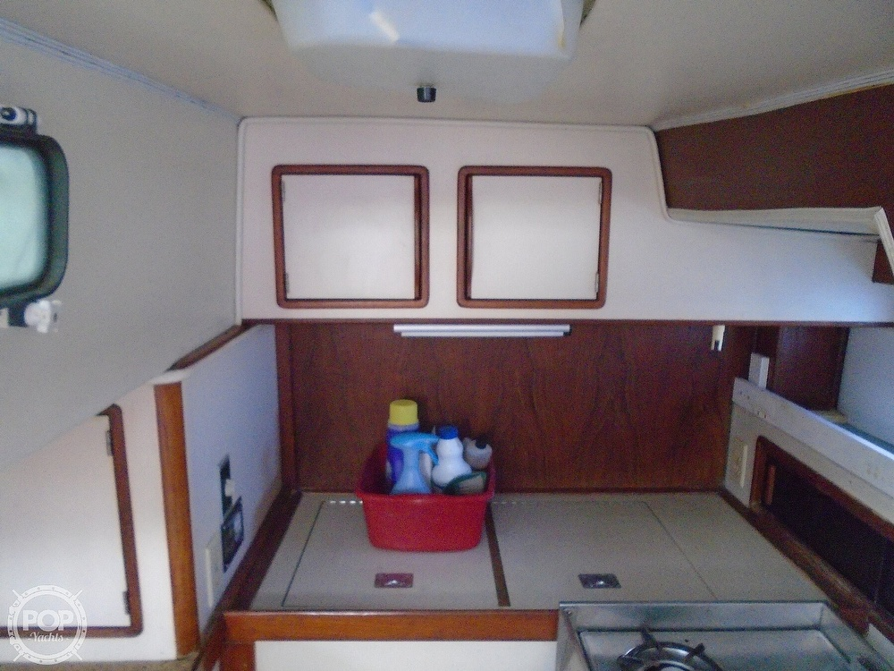 1989 Irwin boat for sale, model of the boat is 38 Mark II & Image # 26 of 40