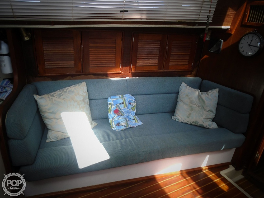 1989 Irwin boat for sale, model of the boat is 38 Mark II & Image # 37 of 40