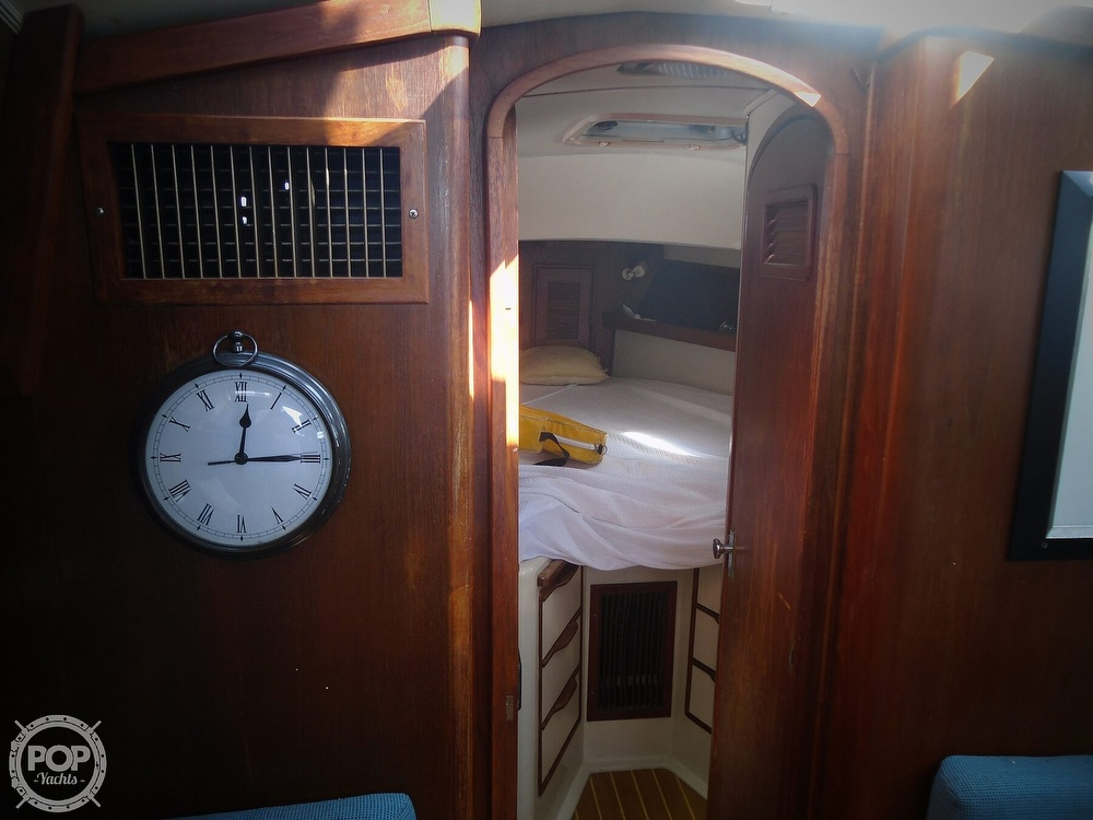 1989 Irwin boat for sale, model of the boat is 38 Mark II & Image # 38 of 40