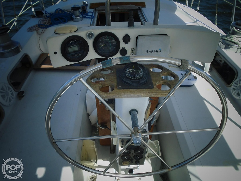 1989 Irwin boat for sale, model of the boat is 38 Mark II & Image # 40 of 40