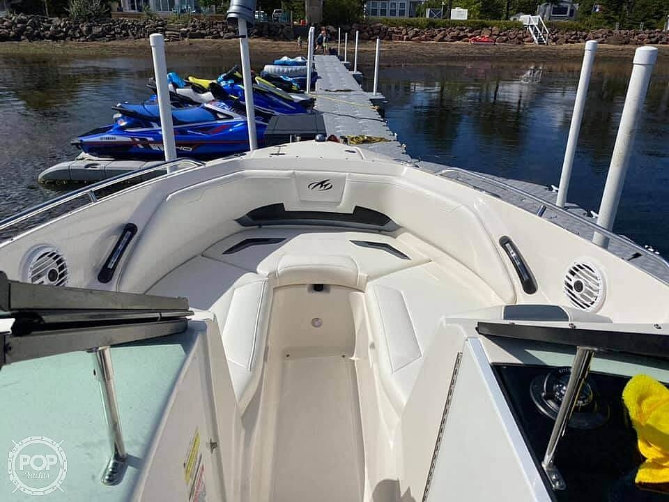 2011 Monterey boat for sale, model of the boat is 244 FSX & Image # 3 of 4