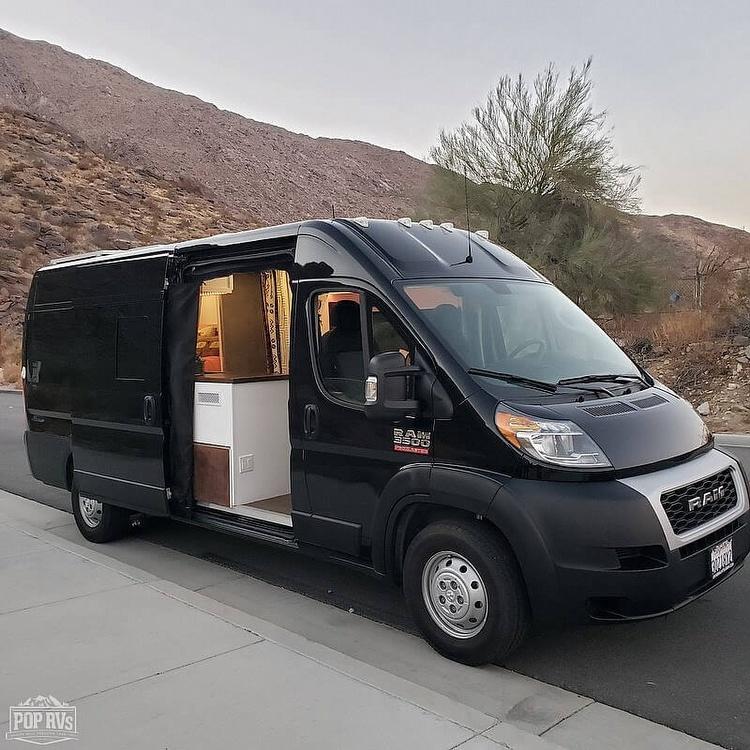 2019 Promaster 3500 Custom Camper Conversion - #$LI_INDEX