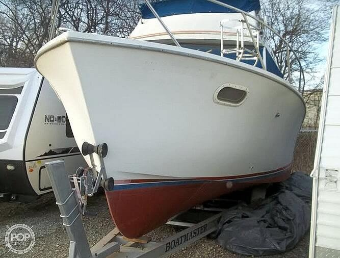 1970 Alglas boat for sale, model of the boat is 33 & Image # 4 of 19