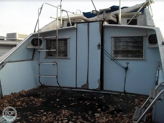 1970 Alglas boat for sale, model of the boat is 33 & Image # 6 of 19