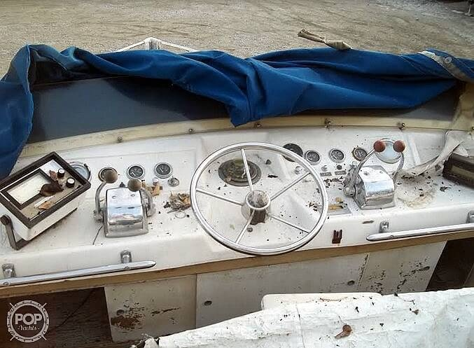 1970 Alglas boat for sale, model of the boat is 33 & Image # 8 of 19
