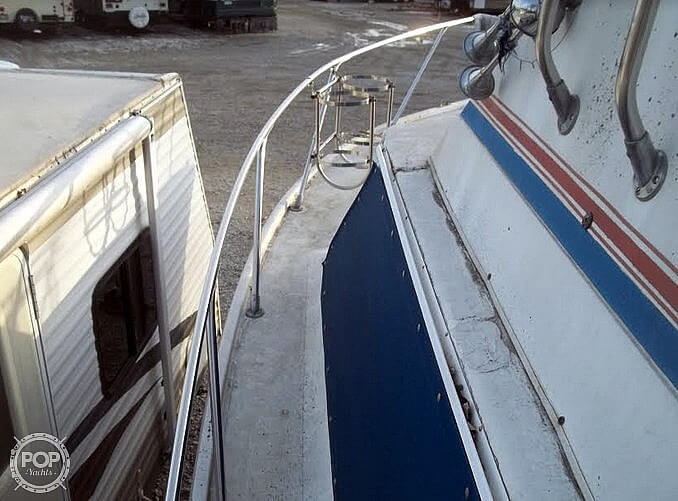 1970 Alglas boat for sale, model of the boat is 33 & Image # 9 of 19