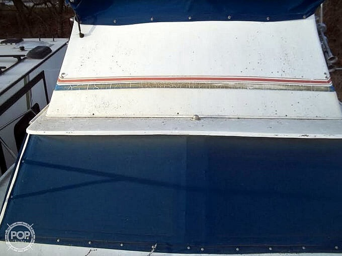 1970 Alglas boat for sale, model of the boat is 33 & Image # 10 of 19