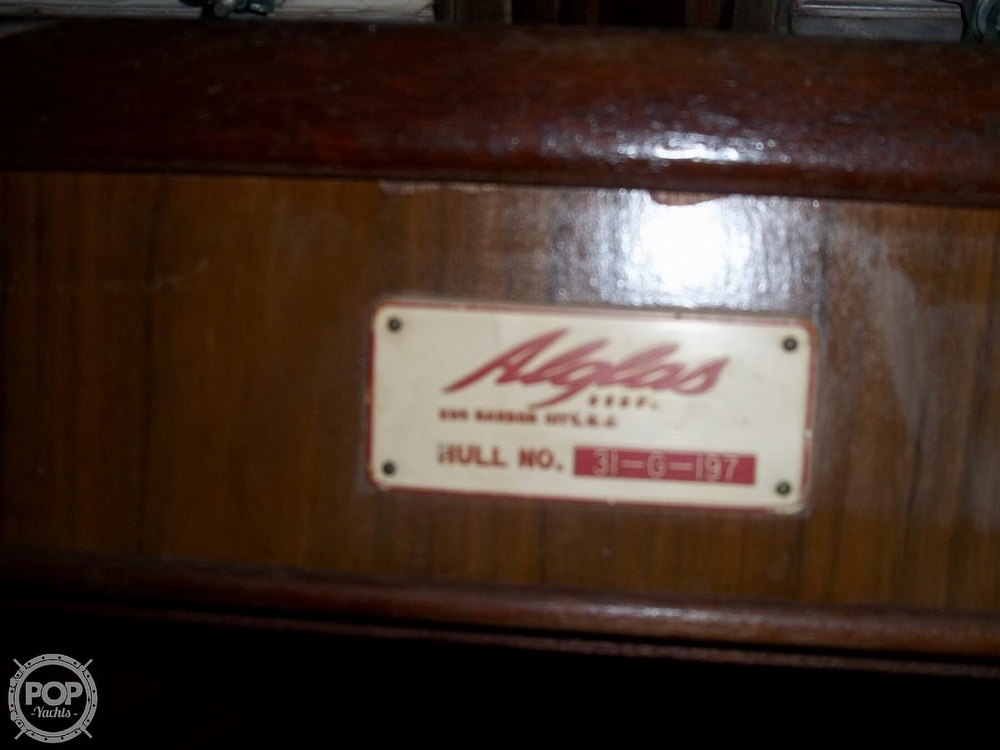 1970 Alglas boat for sale, model of the boat is 33 & Image # 16 of 19