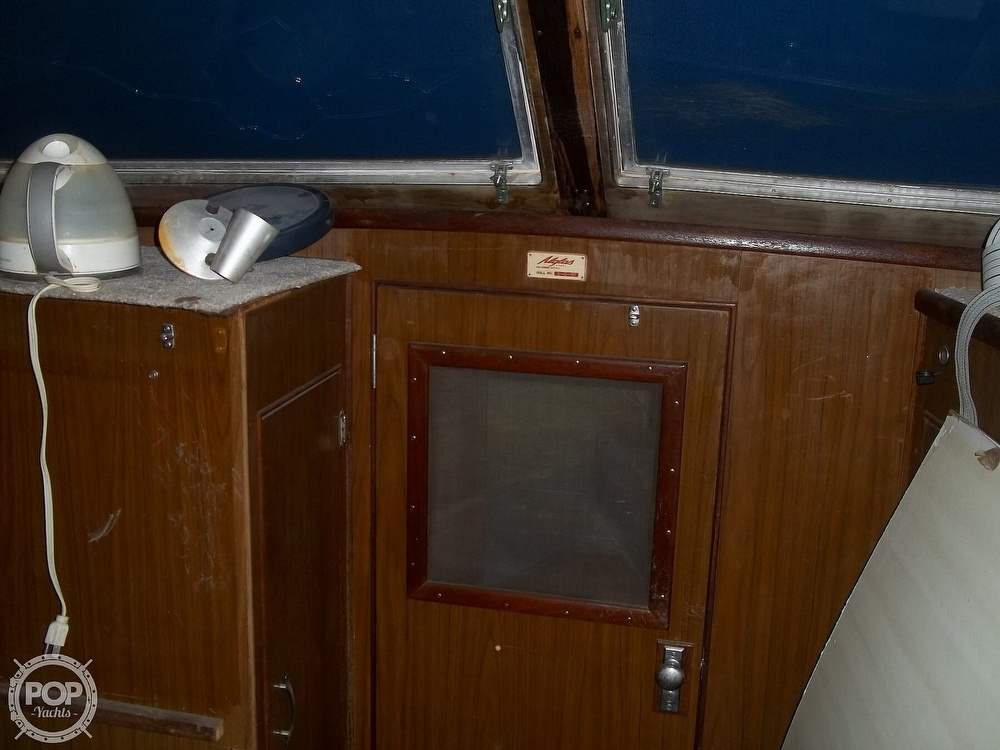 1970 Alglas boat for sale, model of the boat is 33 & Image # 17 of 19