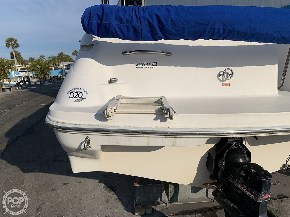 1996 Sea Ray boat for sale, model of the boat is 240 Sun Deck & Image # 22 of 40