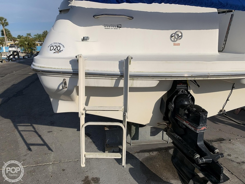 1996 Sea Ray boat for sale, model of the boat is 240 Sun Deck & Image # 23 of 40